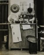 [Cuban Courtyard Kitchen], 1933