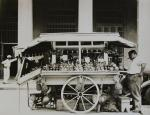 [Havana Fruit Vendor with Cart], 1933