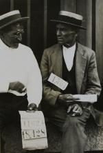 [Lottery Ticket Vendors], 1933