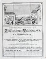 Holcomb's Automatic Telephone