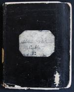 A. C. Crehore Manuscript Notebook