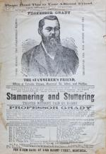 Thomas Grady the Stammerers Friend