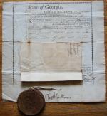 Georgia Land Deed