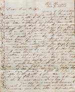 David Belden Lyman Letter