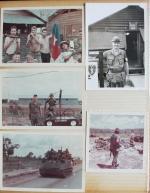 Robert Revell Jr. Vietnam War  Photograph Album