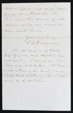 Edward C. Delavan letter