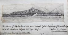 """""""The Town of Hokitiki"""" 1865"""